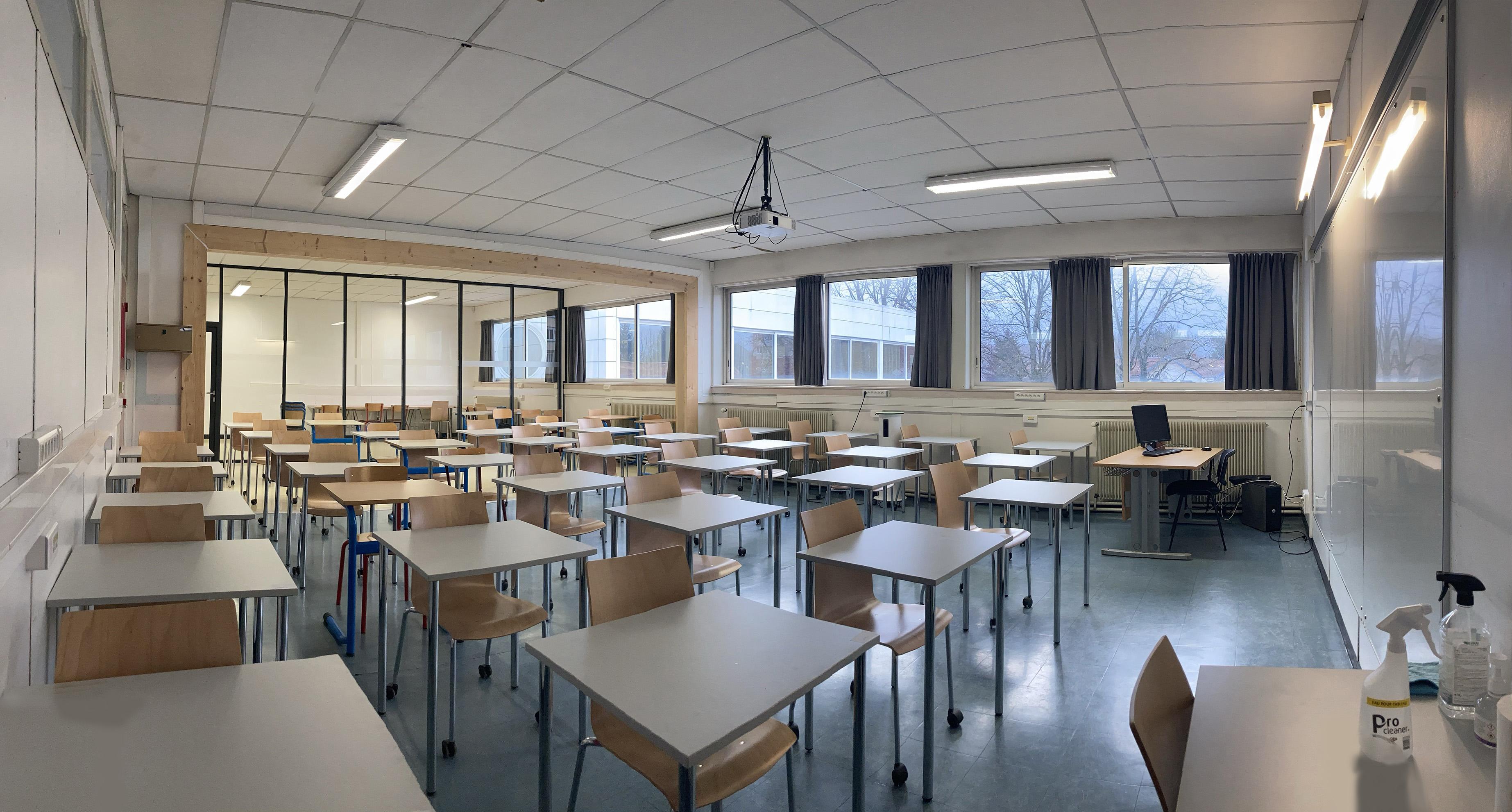 Panoramique Classe SUP